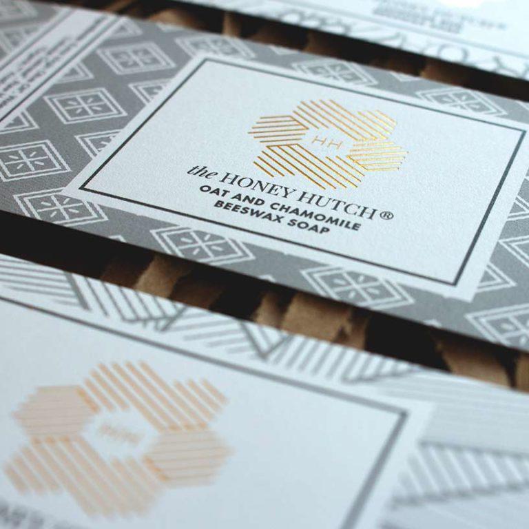 Foil Stamped Labels